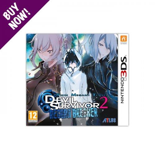Shin Megami Tensei: Devil Survivor 2 Record Breaker - 3DS - NIS European Store - (19.99 + £2.49 delivery)