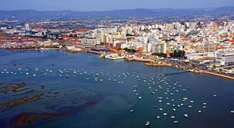 Flights to the Algarve from Leeds Bradford or East Midlands with Ryanair - £9.99