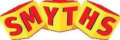 Free Delivery on orders over £20 Smyths