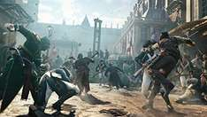 Assasins Creed Unity (Xbox one) £7.99 Prime / £9.98 Non Prime Sold by PROGAMES and Fulfilled by Amazon