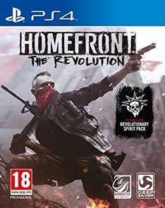 Homefront: The Revolution - Day One Edition (PS4) £10.01 Delivered @ Boomerang via Amazon (Like New)