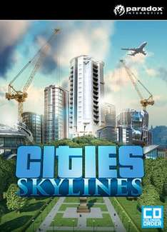 [Steam] Cities Skylines-Deluxe Edition £7.50/After Dark DLC £3.74(Download)(Game)