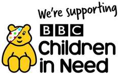 Cineworld Movies for Junior all box office takings will go to Children in Need £1.58