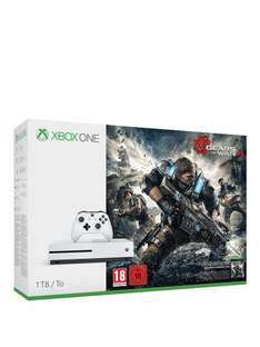 1TB Xbox One S + Gears 4, £270 @ Very (See info)