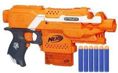Spend £25 on nerf blaster at Argos and get 2 packs of darts free worth £19.98