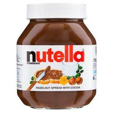 Nutella Chocolate Spread 750g - £3 @ Poundland