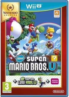 [Wii U] New Super Mario Bros. U + New Super Luigi U (Selects) - £14.99, SteamWorld Collection (Selects) - £18.99, The Book of Unwritten Tales 2 - £12.79 @ Base
