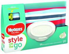 Huggies Baby Wipe Holder & Pack of 40 Wipes 53p @ Amazon Pantry plus other offers