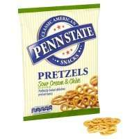 Penn-State sour cream & chive /smoky bbq pretzels £1 @ Waitrose. Even cheaper with PYO / MyPicks = 80p