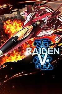 Raiden V (Xbox One) - 75% off now £10.00 for Gold Members @ Xbox.com