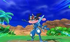Pokemon Sun and Moon Demo version free Ash-Greninja to transfer to the full game from Nintendo eShop