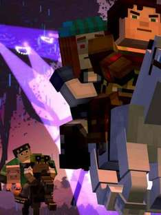 minecraft story game on iOS now free from £4.99
