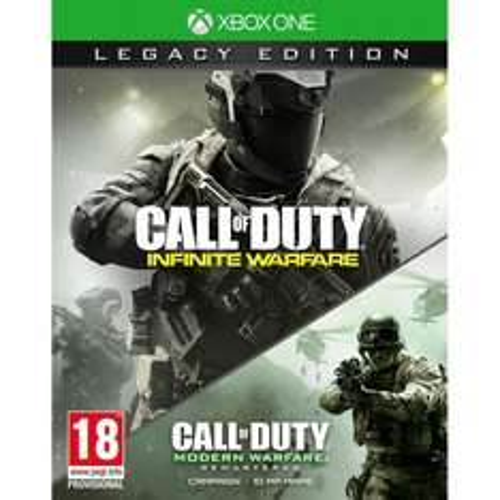 CoD Infinite Warfare Legacy Edition £63.99. £5 off pre order at Smyths incl. legacy edition