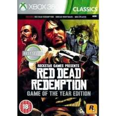 Red Dead Redemption - Game of the Year Edition (X360/XO) £9.99 Delivered @ TheGameCollection