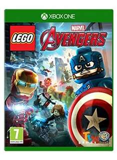 LEGO Marvel Avengers (Xbox One) £17.29 Delivered @ Base (PS4 £18.85 @ Simply Games)
