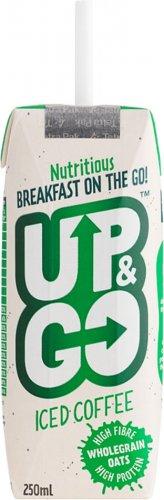 Up & Go Nutritious Breakfast Drink Chocolate (250ml) Half Price: was £1.40 now 70p @ Sainsbury's