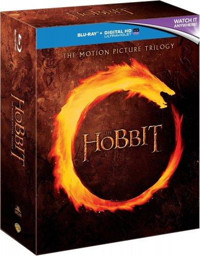 The Hobbit Trilogy BLU-RAY  £14.99  entertainment store/ebay