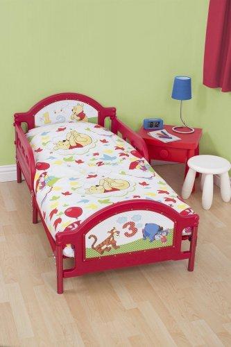Disney Winnie the Pooh Junior Duvet Set £5.66 @ Ebay/Bopbaloo