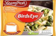 Birds Eye Steam Fresh Creamy Cheese Penne Pasta (350g) was £2.00 now £1.00 @ Morrisons