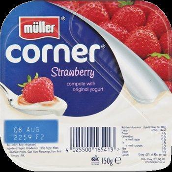 muller corner/light/rice 12 for £3 at Morrisons in store only