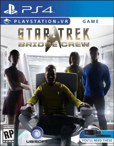 Star Trek Bridge Crew PSVR £39.99 @ Base.com