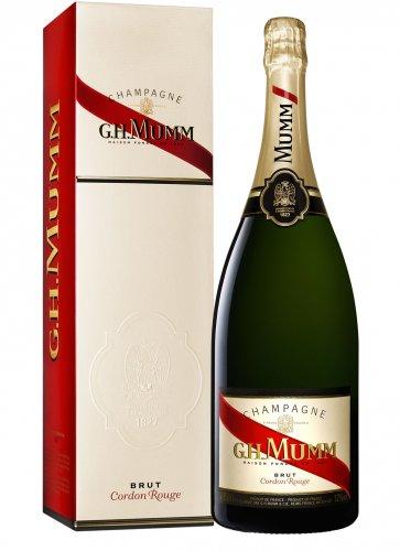 GH MUMM Cordon Rouge Champagne £20.00 at Sainsburys instore / online
