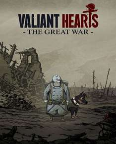 Valiant Hearts: The Great War (Steam) - £2.99