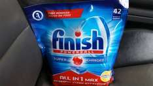 Finish Powerball All in 1Max (42), Lemon £3 Tesco