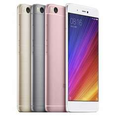 Xiaomi Mi5s 4gb 128gb Snapdragon 821 Pre-order with coupon £289.81 @ banggood