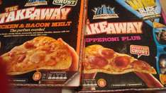 Chicago Pizza's - £2 @ Farmfoods
