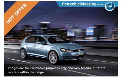 Volkswagen Golf diesel hatchback 1.6 TDI 110 GT edition 5 door  £4799.66 inc VAT firstvehicleleasing