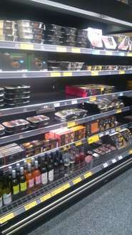 Morrisons - The Best Meal Deal for 2 £10.00 - Main + Side + Dessert + Wine/Presse