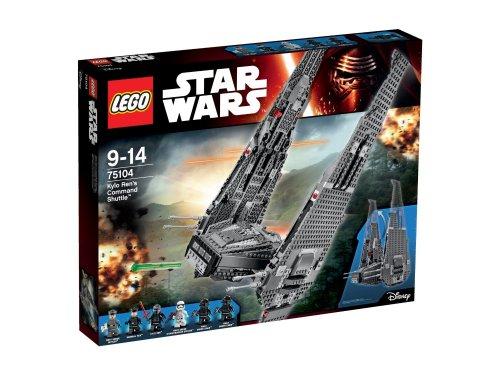 Lego Star Wars: Kylo Ren's Command Shuttle £61.97 on Amazon