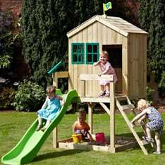 Back in stock - TP Forest Cottage for £94.99 (+£7.95 delivery, or free delivery with delivery saver) @ Tesco