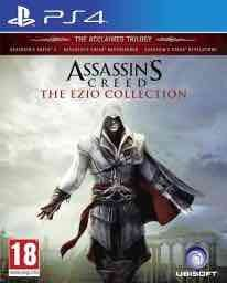 assassins creed ezio collection preorder ps4/xbox one @ grainger games - £29.99