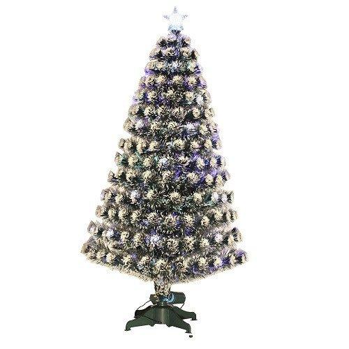 3ft, 90cm Multi coloured LED, Christmas Tree. 53% off £22.99 from Wayfair