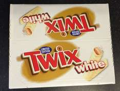 Limited Edition Twix White - 5 x two finger pack @ Poundland - £1