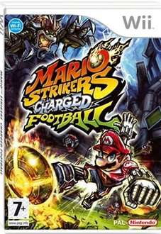Mario Strikers Charged Football USED WII £2.50 CEX