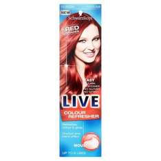 schwarzkopf live colour refresher for red shades 75ml was £4.29 now £1.07 @ Superdrug