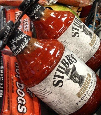 Stubbs BBQ Sauce 2 x 1.2kg Twinpack £2.97 at Costco Croydon