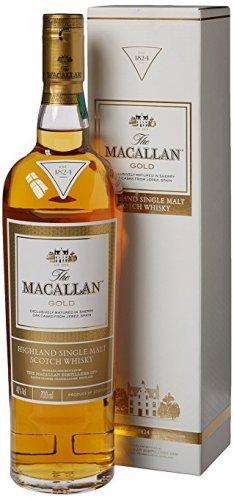 The Macallan Gold Single Malt Whisky 70cl - Amazon - £28.99