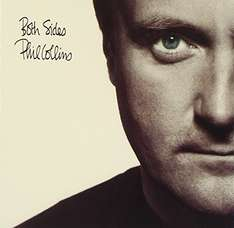 """Phil Collins - Both Sides 12"""" Vinyl (USED) - £1.39 @ MusicMagpie"""