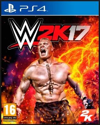 WWE 2k17 PS4 £29.97 - Amazon Student