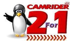 CAMRider 2-4-1 on motorcycle training courses -  £344.75