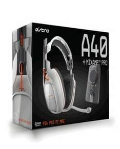 Astro A40 Headset with Mixamp Pro: PS4/PS3/PC/MAC £89.99 @ Game