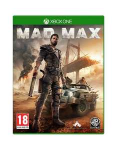 Mad Max for Xbox One was £24.99 now £13.99 @ Very