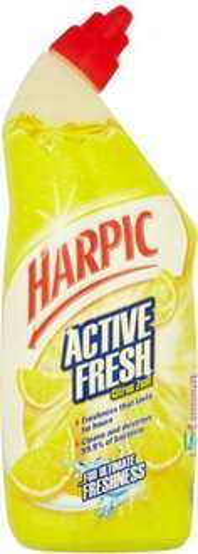 Harpic Active Fresh Toilet Cleaner Liquid Blossom / Liquid Pine Citrus Zest (750ml) was £1.15 now 75p (Rollback Deal) @ Asda