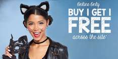 Up To 75% Off Sale + BOGOF + FREE C+C wys £9.99 @ Claire's (links in 1st comment)