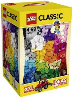 Lego Classic Brick Box (1500 pieces) instore at Sainsbury's - £33.33