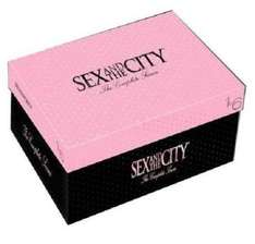 Sex And The City : Seasons 1-6 Shoebox (18 Disc Set) DVD £3.00 @ Ebay / music magpie